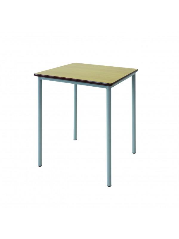 Spaceforme Grade Four Leg Single Table - MDF Edge