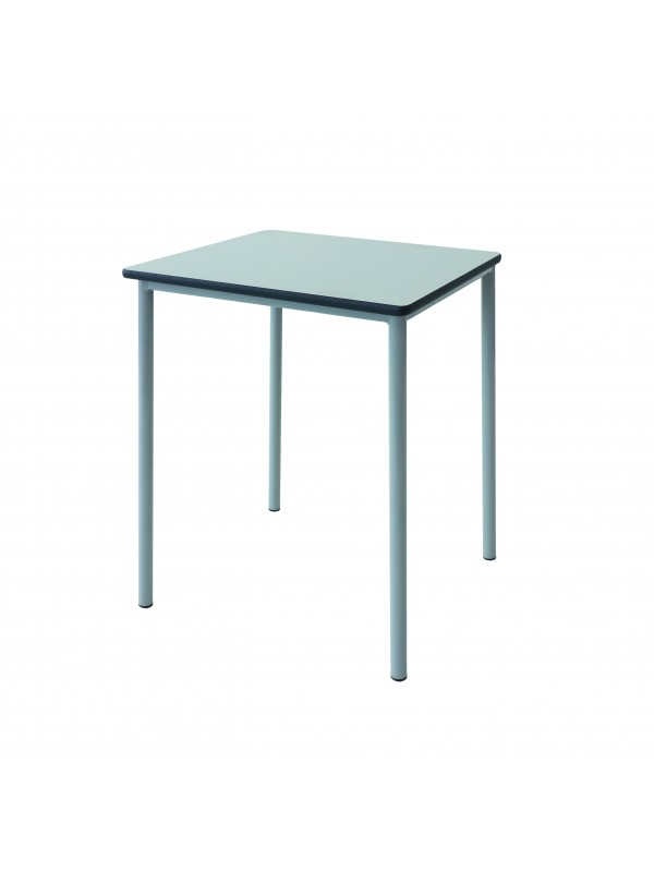 Spaceforme Grade Four Leg Single Table - PU Edge