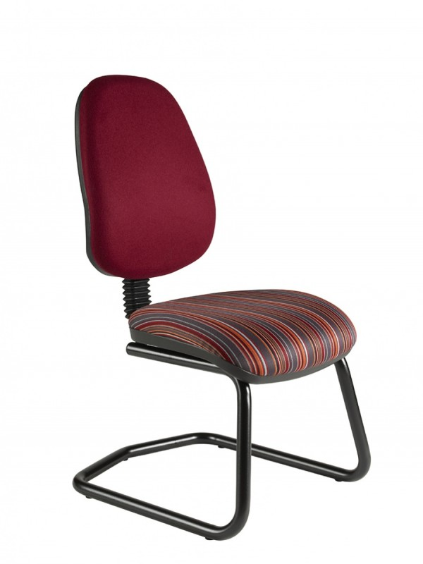 Alliance Himp High Back Cantilever Meeting Chair