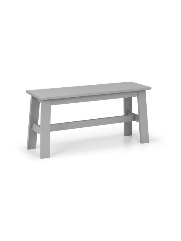 julian bowen Kobe Bench grey