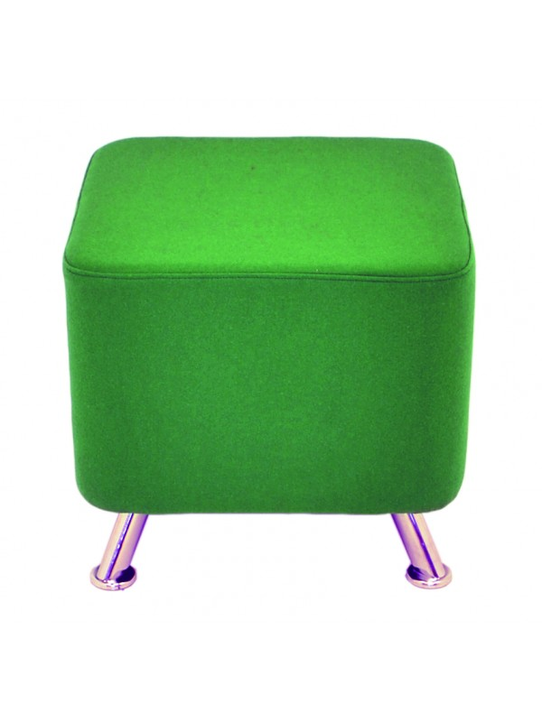 Alliance Lunar Plus Medium Square Seat (Angled Chrome Leg as Standard)