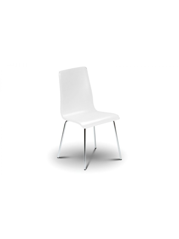 julian bowen Mandy Chair - white