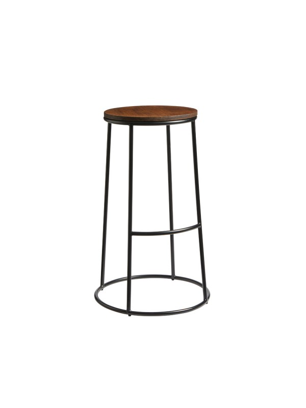 ZAP Industrial style Max high stool 32mm