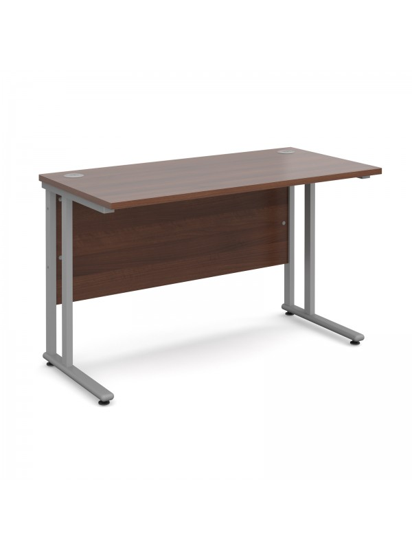 Dams Maestro 25 Cantilever Leg Straight Desk 600mm Deep