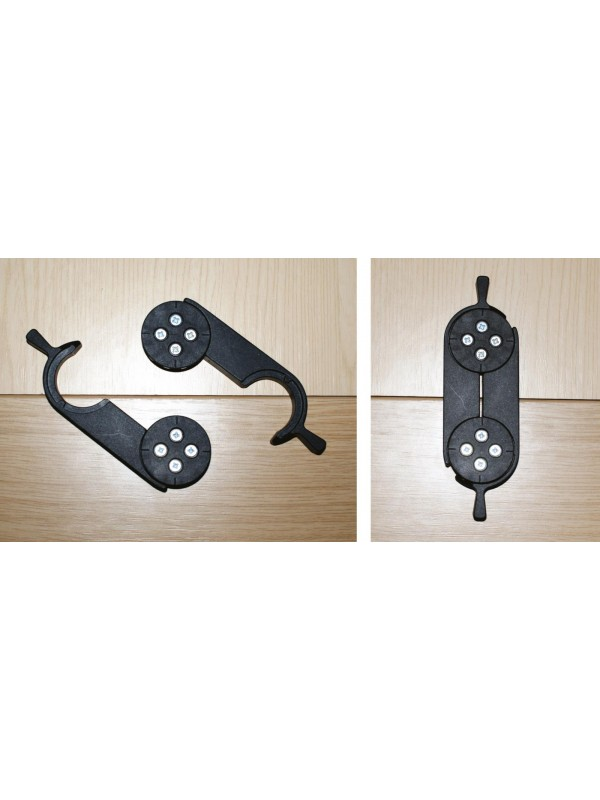 Fliptop And Folding Table Link Plate