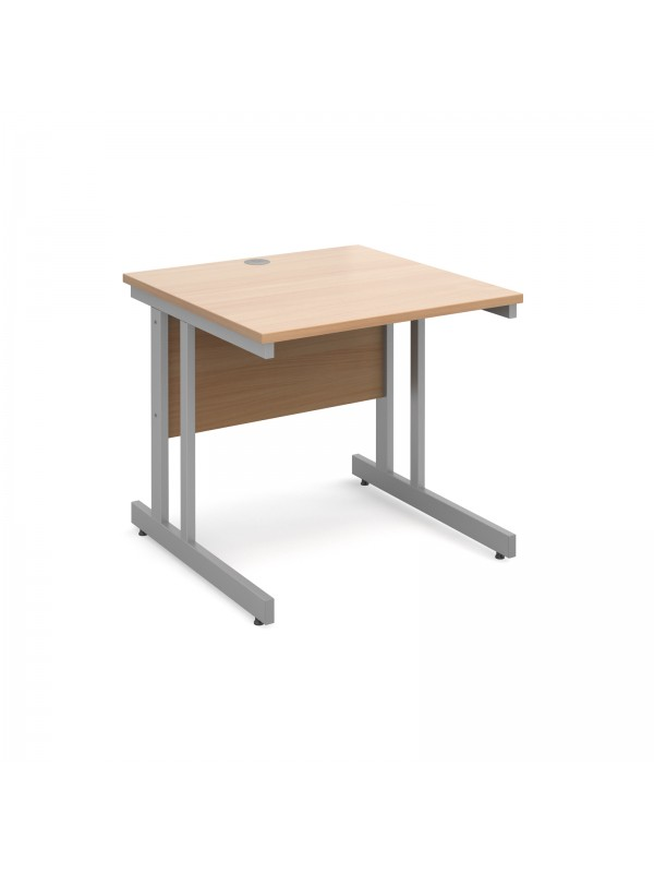 Momento straight desk 6 Sizes