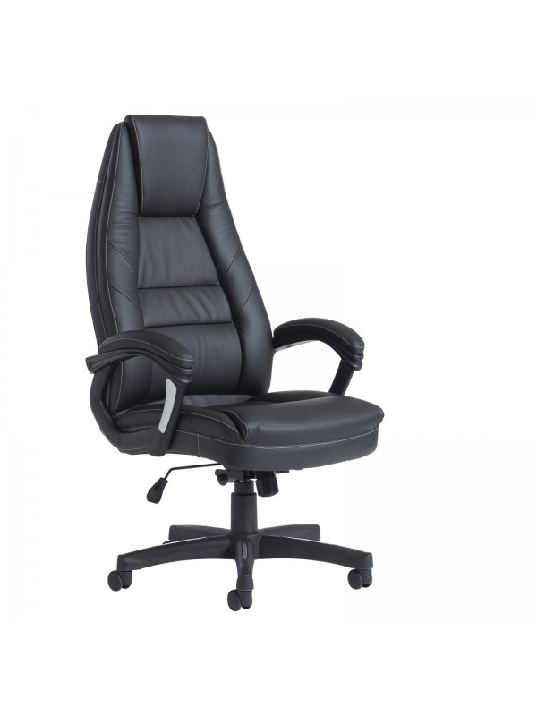 Noble leather executive chair
