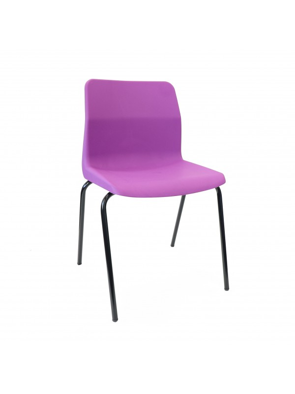 KM P6 Classroom Stacking Chair