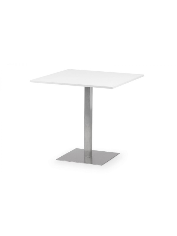 julian bowen Pisa Square Table - White