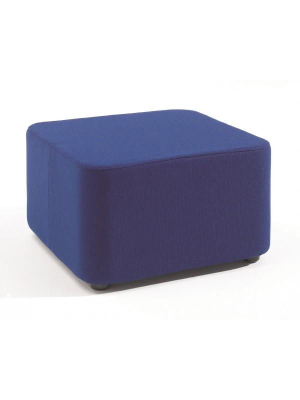 Alliance Lunar Junior Square Seat (Black Glides as Standard)