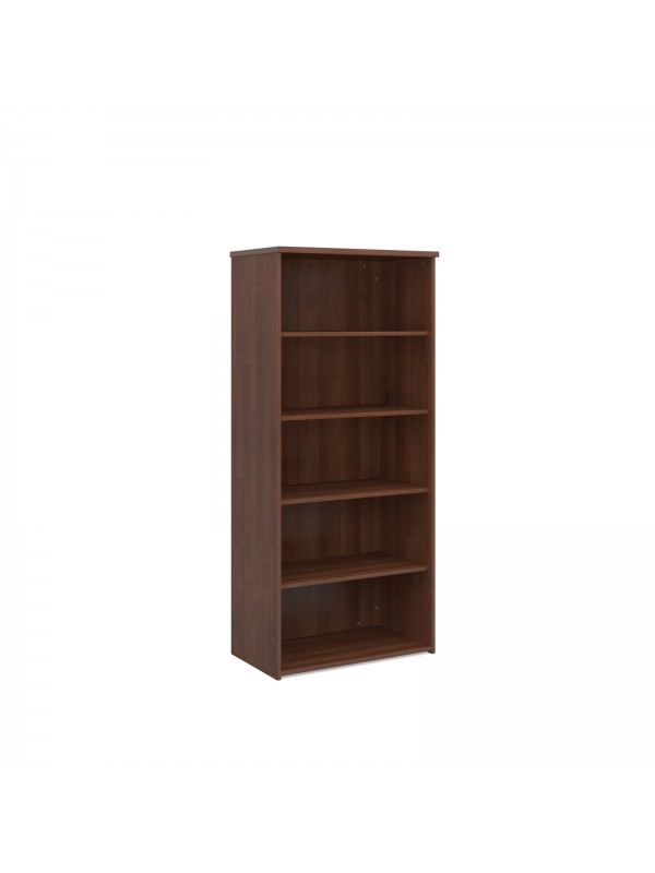 BIG DEALS Universal Wooden Bookcases 800mm Wide - 5 Heights
