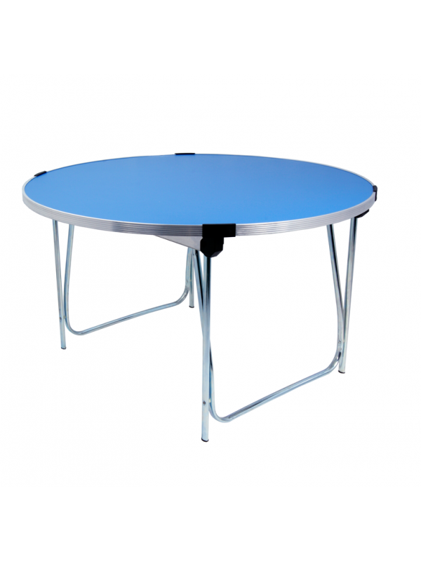 GoPak 5ft Round Folding Table