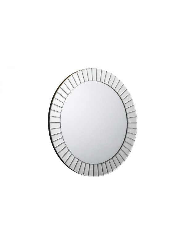 julian bowen Sonata Round Wall Mirror