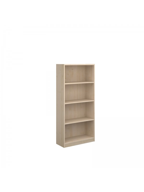 Economy bookcases 4 Heights 306mm Deep