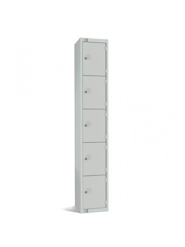Metal 5 Door Personal Storage Locker