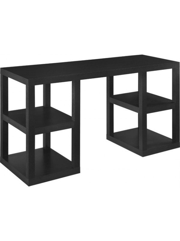Dorel Parsons Deluxe desk in Black or Espresso