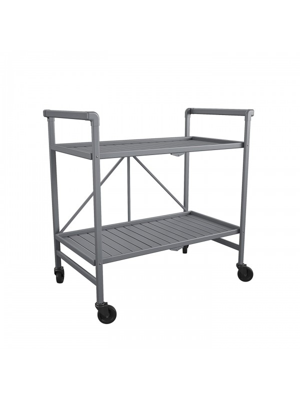 Cosco Intellifit Indoor or Outdoor Serving trolley cart Slatted - choice of colours