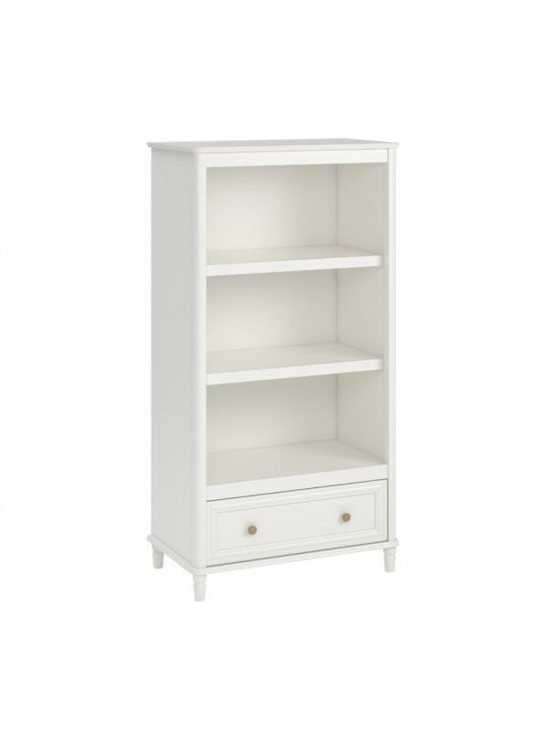 Dorel Kids Piper Bookcase - Cream or Black