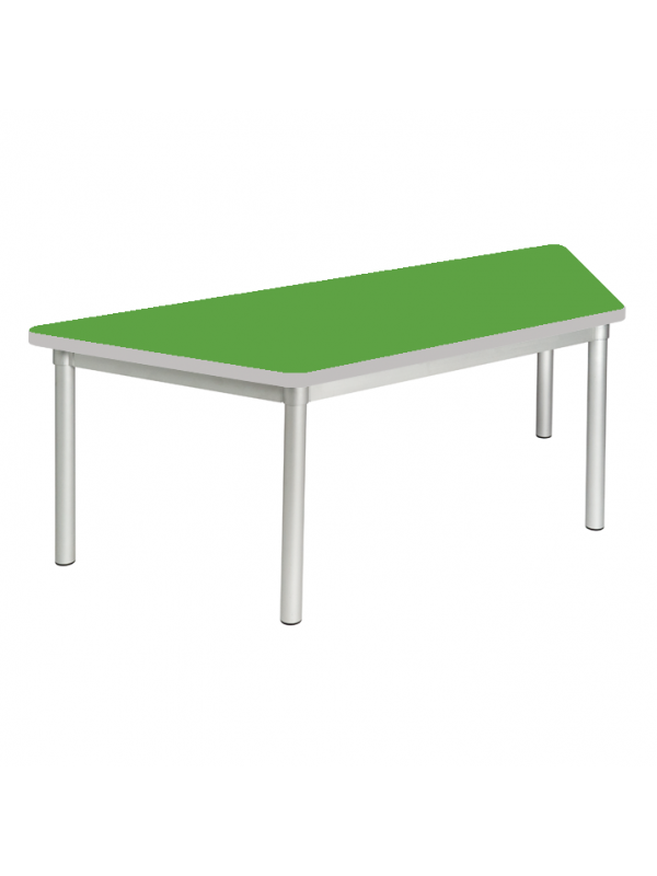 GoPak Enviro Early Years Trapezoidal Table 1400mm