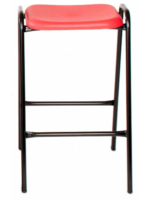 KM NP Rectangular Stacking Stool