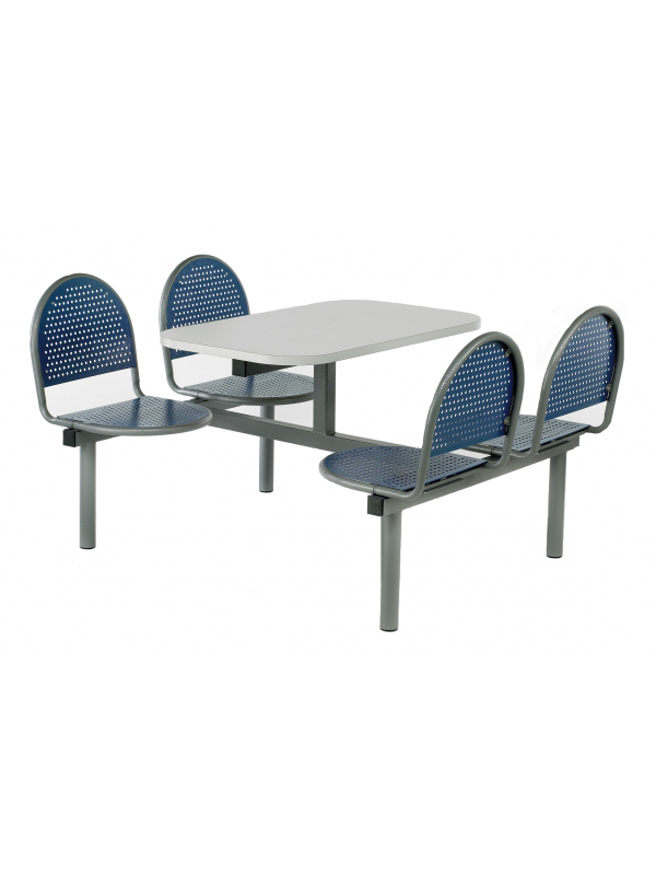 Create Scotia II Modular Canteen Unit Fast food  2, 4 or 6 seat - Colours