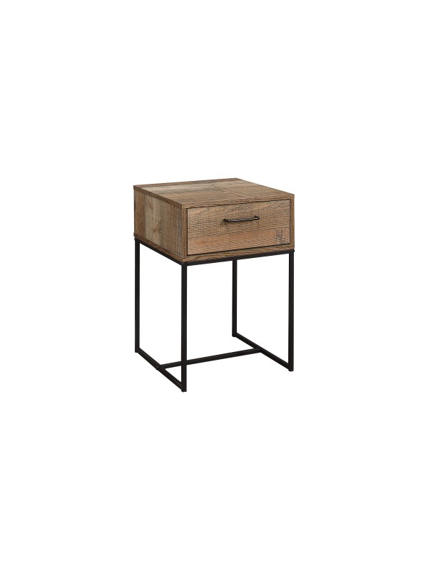 birlea Urban 1 Drawer Narrow Bedside