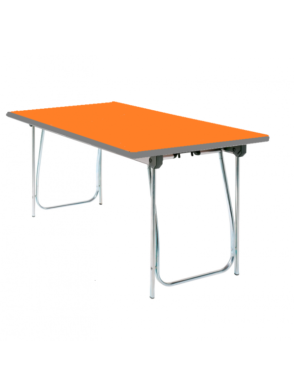 GoPak Vantage Heavy Duty Rectangular Folding Table