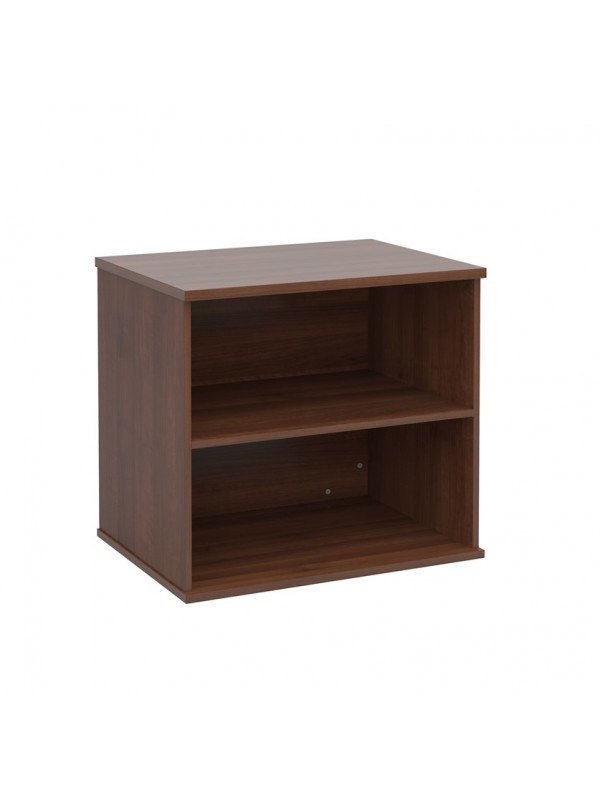 DAMS Deluxe desk high bookcase 600mm deep