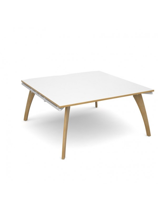 DAMS Fuze square boardroom table