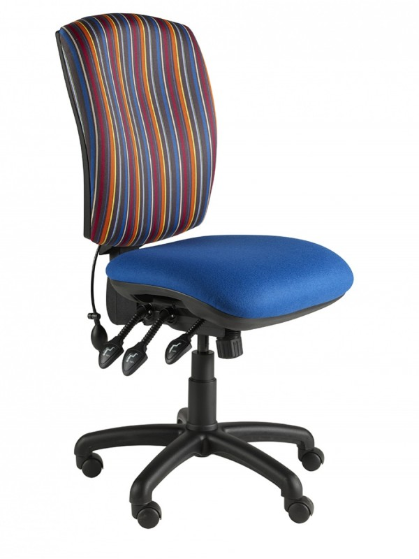 Alliance MSK Multi-Functional Squared Back Task Chair