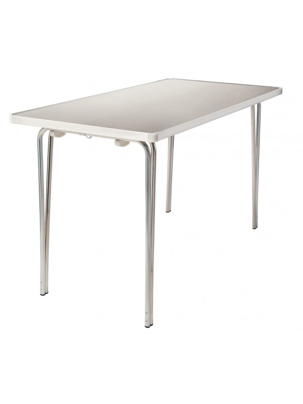 GoPak Aluminium Rectangular Table Lifetime Guarantee