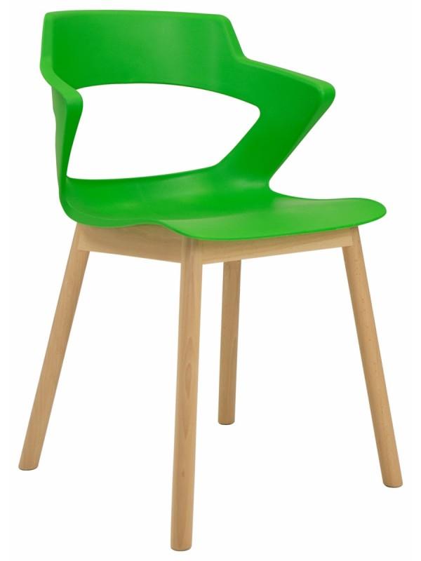 Elite Zen Polyproperlene Breakout Chair