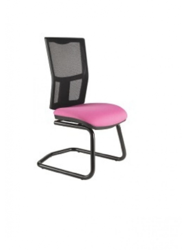 Alliance Zimp Mesh Back Cantilever Meeting Chair